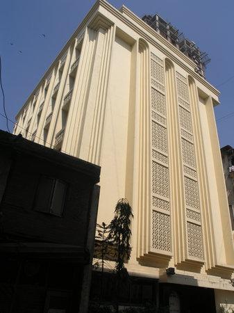 Hotel Mogul Palace: Delhi Darbar Mogul Palace