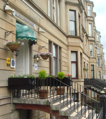 Photo of Argyll Guest House Glasgow