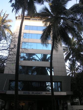 Hotel Planet Residency