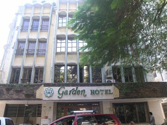Treebo Garden: Hotel Garden