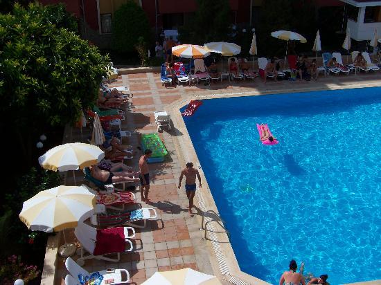 Saritas Hotel : pool