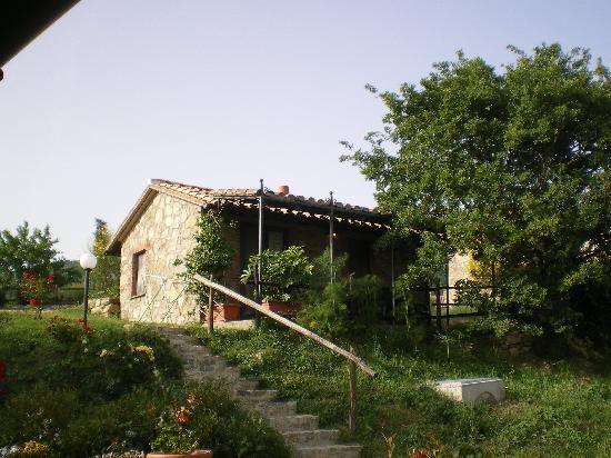 Montebuono, Italia: la casetta