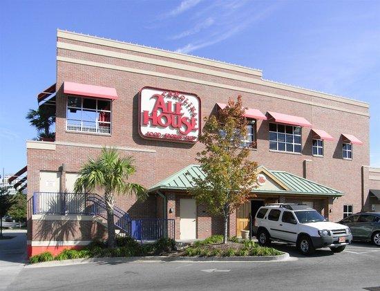 Carolina Ale House Columbia 708 Lady St Restaurant Reviews