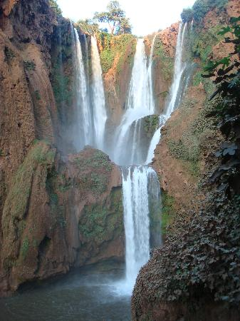 Ouzoud, Maroc : Cascadas