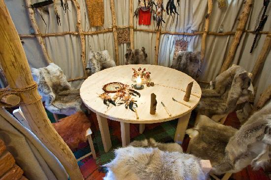 Erlebnisrestaurant Tarsius Welt: Sibirien