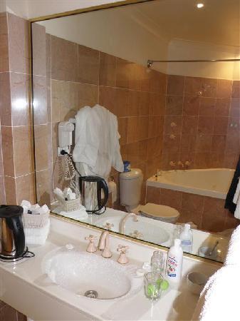 Ulladulla, Australia: Bathroom