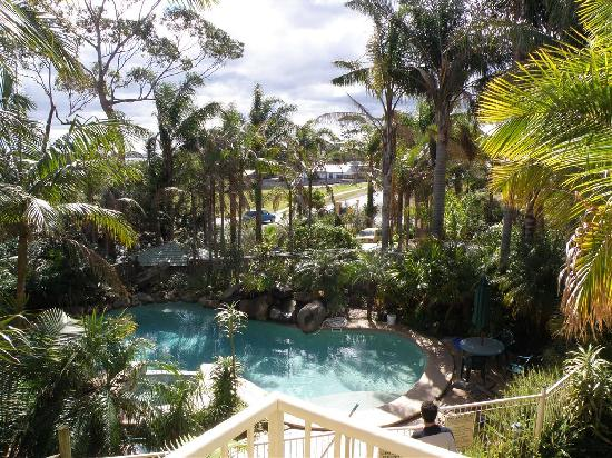 Ulladulla Guest House: Pool