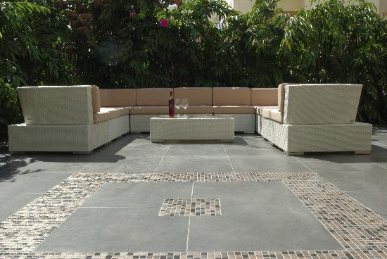 Vegas Hotel Apartments: Garden3