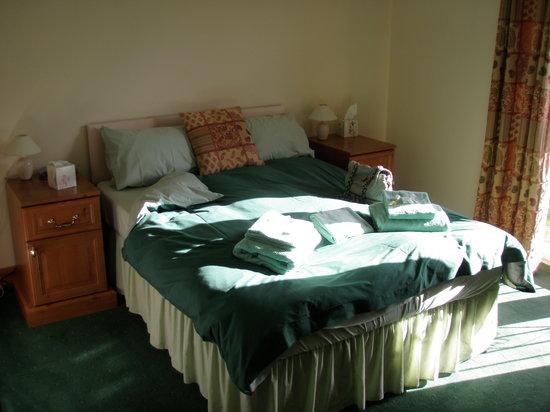 Badgemore Park Golf Club: Bedroom