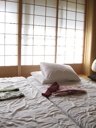 Kyomachiya Ryokan Sakura Honganji: Habitacion