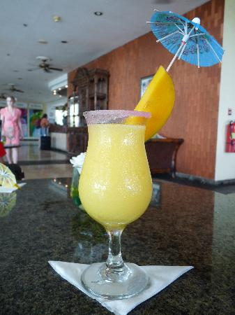 Gamboa Rainforest Resort: Cool Mango Daiquiri