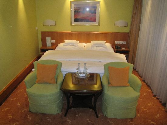 insel-Hotel: 301-comfortable bed