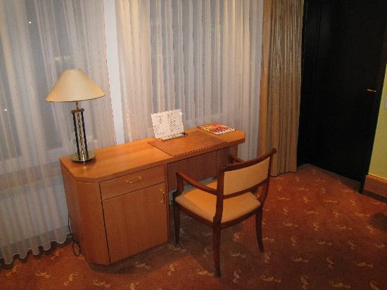 insel-Hotel: 301-bureau