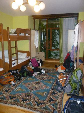 Cheers Hostel : My shared room; very nice