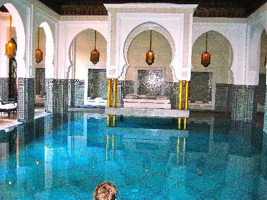 La Mamounia Marrakech: Spa Pool