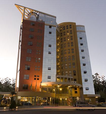 Casa Grande Suites: CASA GRANDE HOTEL - LA PAZ