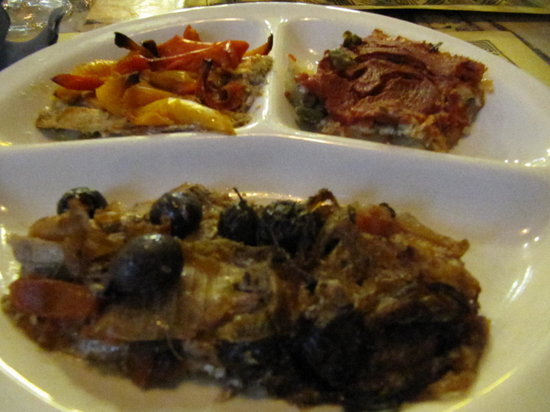 Bar Osteria Bacicio: acciughe misto gustose appetitose
