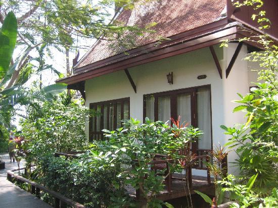 Royal Lanta Resort and Spa: bungalow