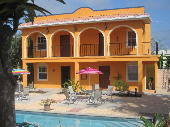 The Inn at Twin Palms : Twin Palms - Belmopan