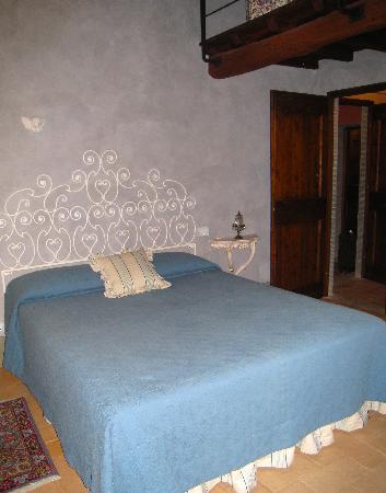 Agriturismo Guardastelle: The Francesca bedroom