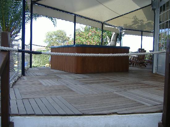 Carabela Beach & Golf Hotel: jacuzzi