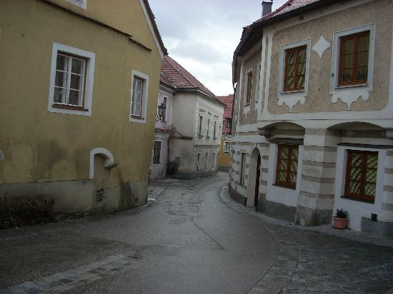 Dolna Austria, Austria: The winding streets of the medieval town of Weissenkirche are pretty wonderful.
