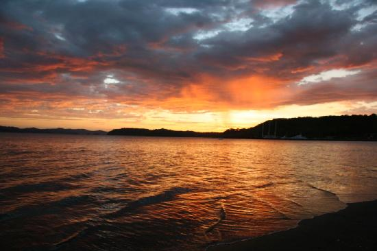 Allegro Papagayo: Beach sunset