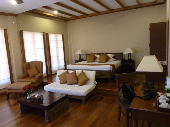 Aureum Resort at Governor's House: Room