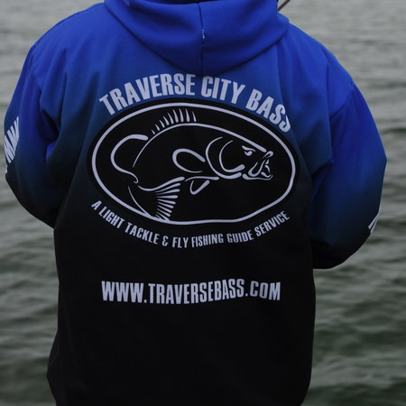 Traverse City Bass Guide Service : TCB sweatshirt