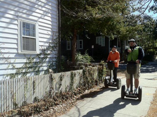Cape Fear Segway Tours