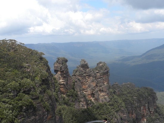 Real Sydney Tours: The Three Sisters