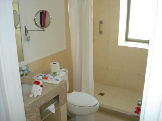 Tesoro Ixtapa: Tesoro - Room 151 Bathroom