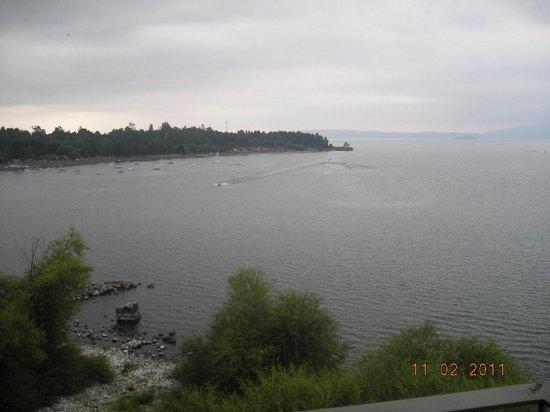 Enjoy Park Lake : Vista desde la terraza