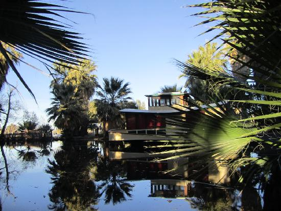 29 Palms Inn lagoon