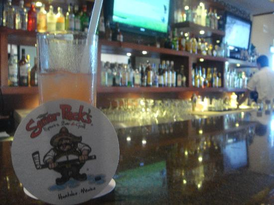 Senor Puck's Bar & Grill: Senor Pucks Bar