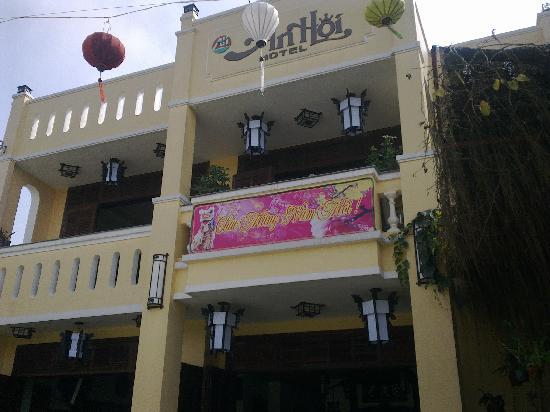 An Hoi Hotel in Hoi An
