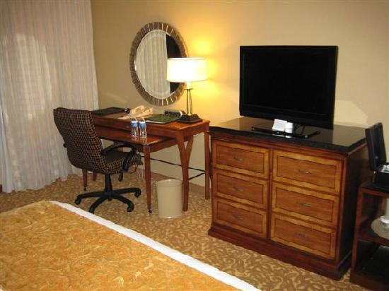 Austin Marriott South: Room