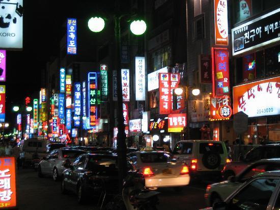 Seoul, South Korea: Kang-Nam
