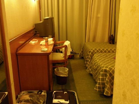 The Brand Hotel Roma: 室内