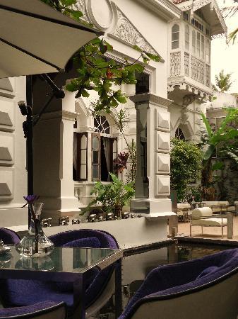 CASA Colombo Collection: Garden