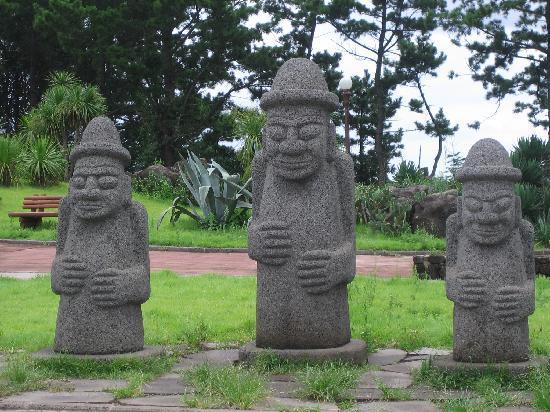 Jeju, South Korea: Wahrzeichen Cheju