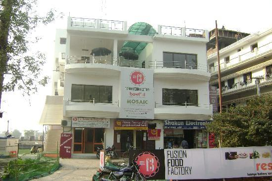 Fusion Food Factory f3 : Front view