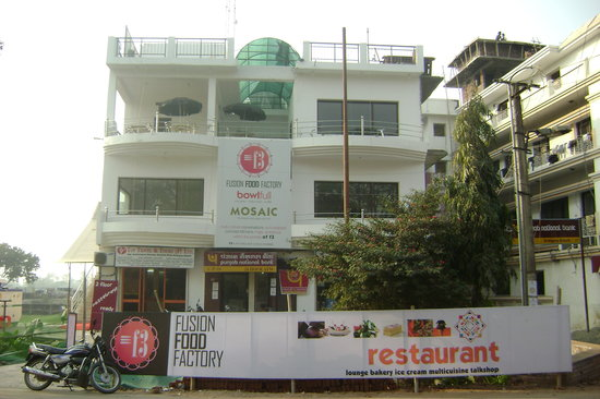Fusion Food Factory f3 : Mosaic