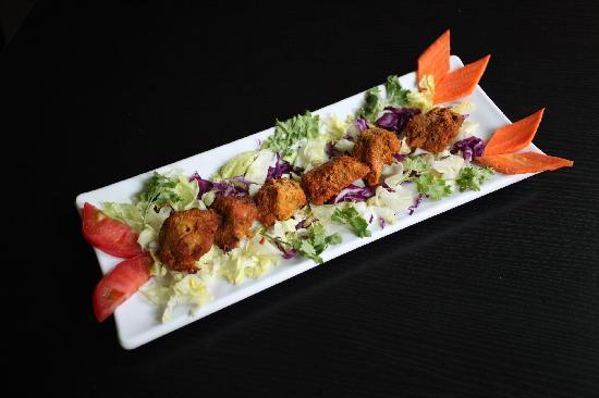 Mirch Masala Indian Restaurant: lamb kebab