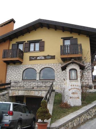 Hotel Altopiano delle Rocche
