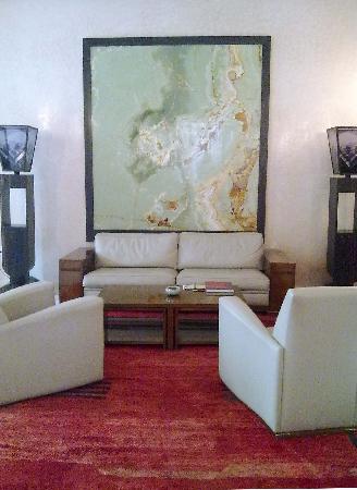 Villa Makassar: Reception area