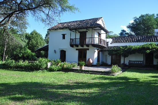 El Bordo, Argentina: das Haus