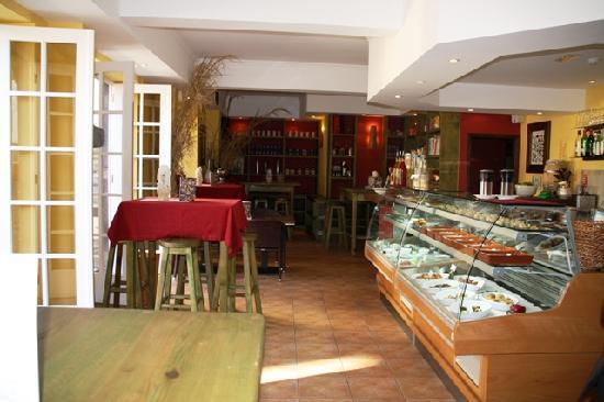 La Pasta : Innenbereich