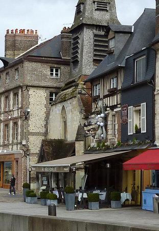 Au Vieux Honfleur