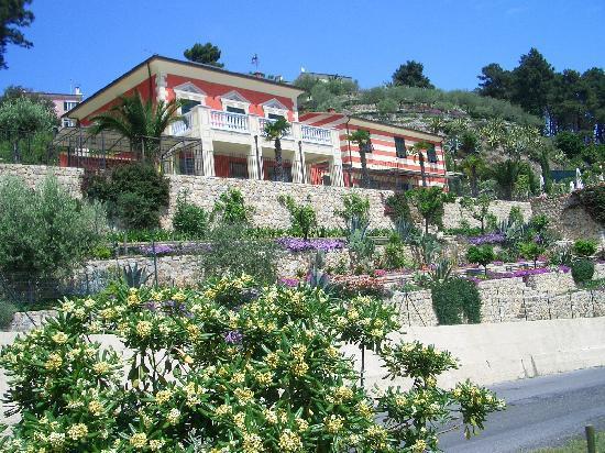 B&B Villa Amaranta - Cinque Terre: Prospetto